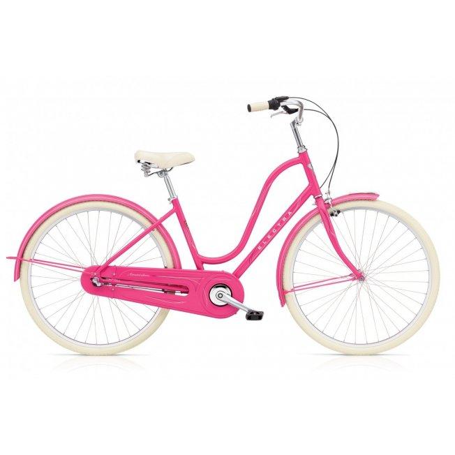 Electra Amsterdam Original 3i - Deep Pink