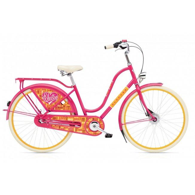 Electra Amsterdam Fashion 7i – Różowy/Joyride