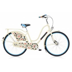 Electra Amsterdam Fashion 7i - Cream/Bloom