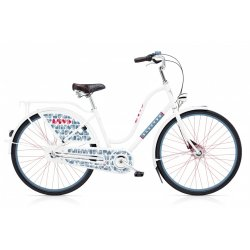 Electra Amsterdam Fashion 3i - White/Love