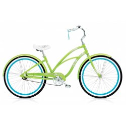 Electra Hawaii 3i – Lime Metallic