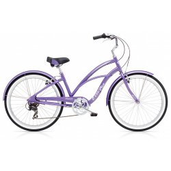 Electra Cruiser Lux 7D - Purple Metallic