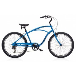 Electra Cruiser Lux 7D - Dark Blue Metallic
