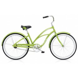 Electra Cruiser Lux 1 - Green Metallic