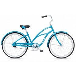 Electra Cruiser Lux 1 - Blau Metallic