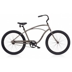 Electra Cruiser Lux 1 - Dark Grey