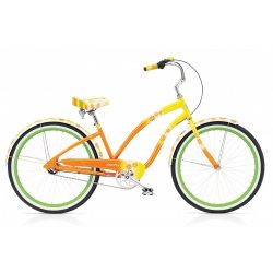 Electra Daisy 3i – Orange-Gelbe
