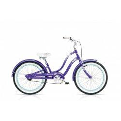Electra Hawaii Kid's 1 20″ – Purple Metallic