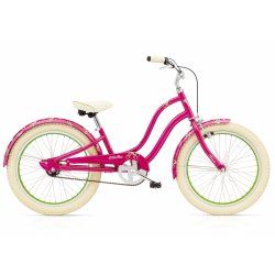 Electra Cherie Kid's 3i 20″ – Hot Pink