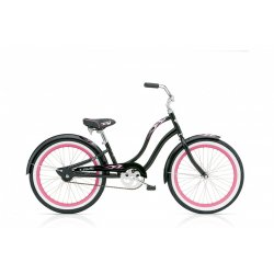 Electra Betty Kid's 3i 20″ – Czarny
