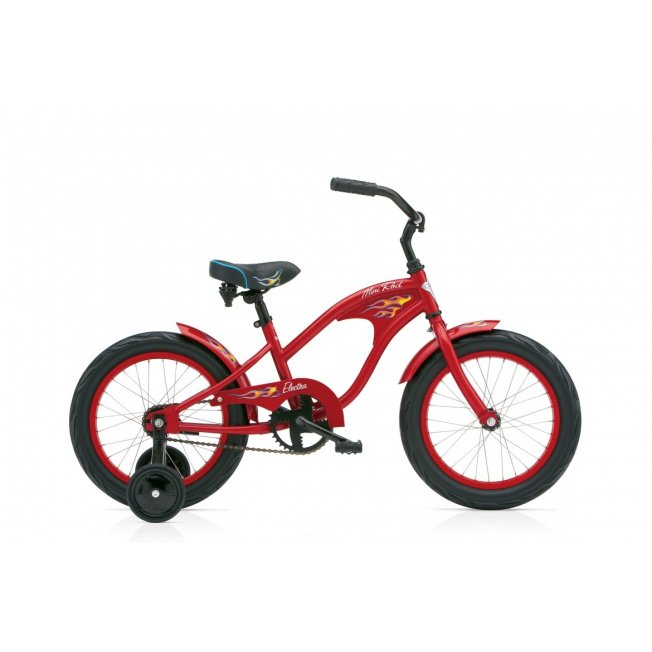 Electra Mini Rod 1 16″ – Red