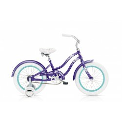Electra Hawaii Kid's 1 16″ – Purple Metallic