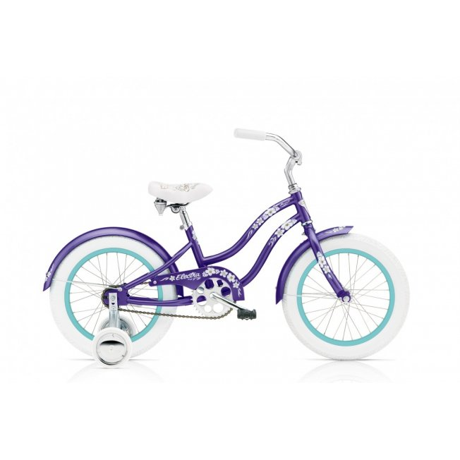 Electra Hawaii Kid's 1 16″ – Purple Metallic