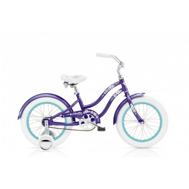 Electra Hawaii Kid's 1 16″ – Violett Metallic