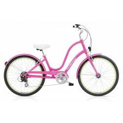 Electra Townie Original 7D EQ – Różowy