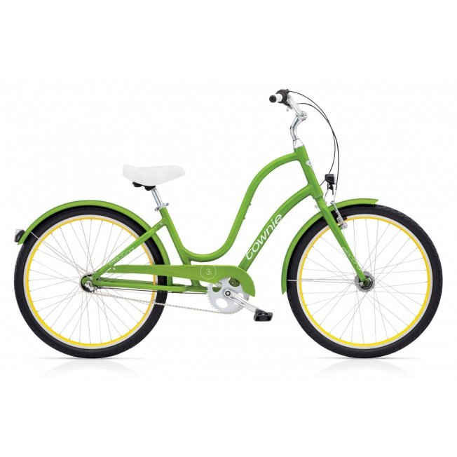 Electra Townie Original 3i EQ – Zielony