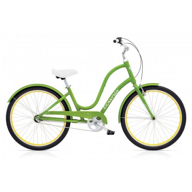 Electra Townie Original 3i – Leaf Green
