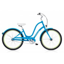 Electra Townie Original 3i EQ – Caribbean Blue