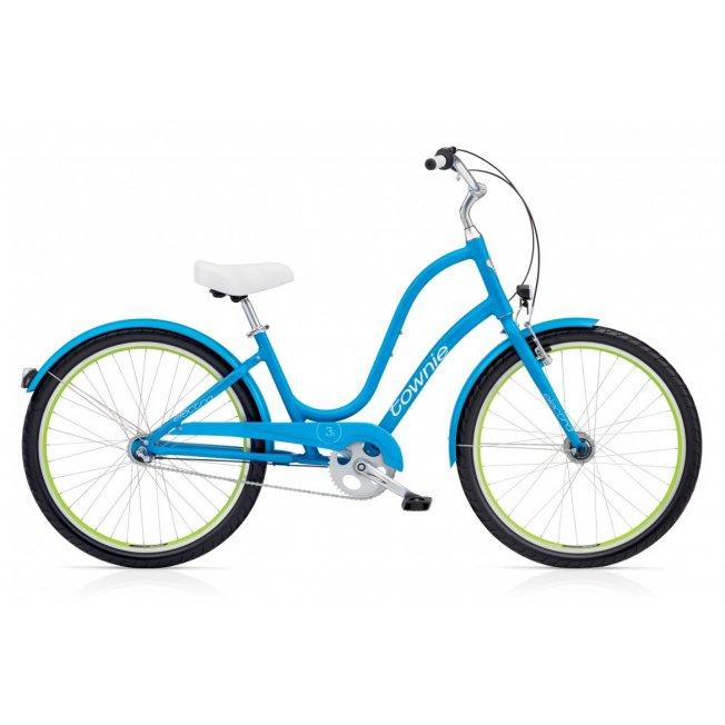 Electra Townie Original 3i EQ – Caribbean Blue