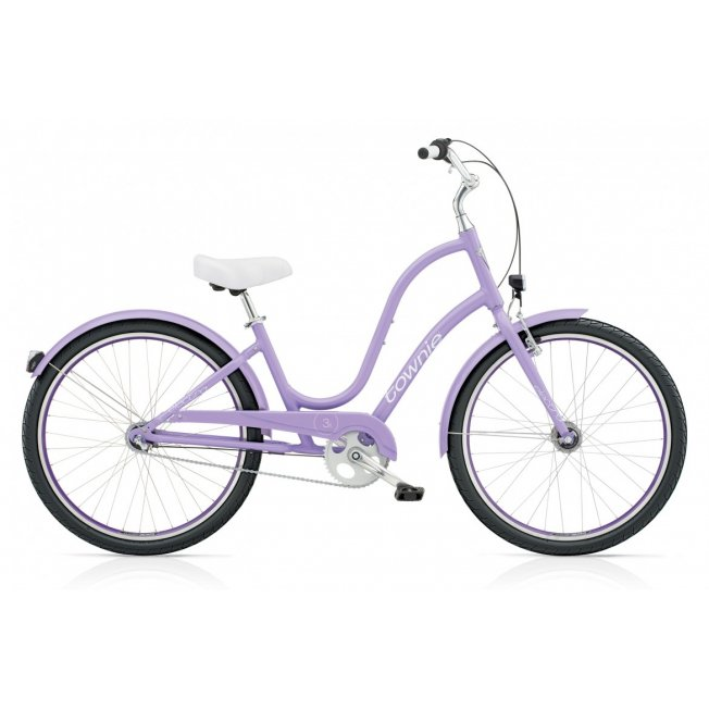 Electra Townie Original 3i EQ – Lila