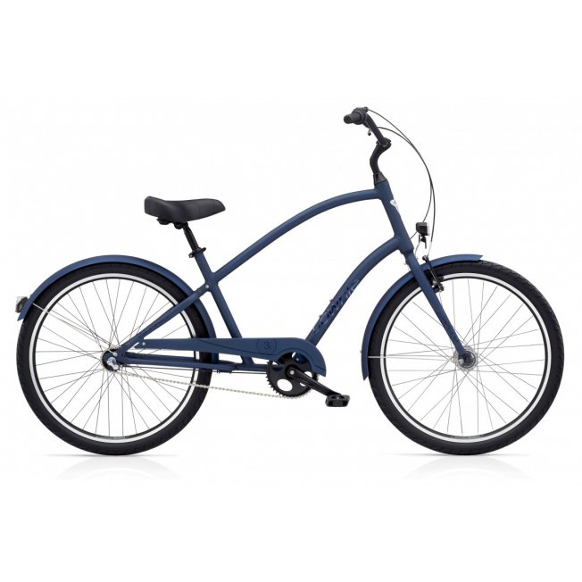 Electra Townie Original 3i EQ – Satin Midnight Blue