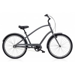Electra Townie Original 3i EQ – Satin Graphite