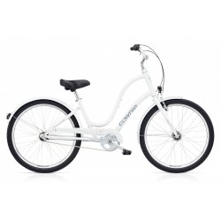 Electra Townie Original 3i EQ – White