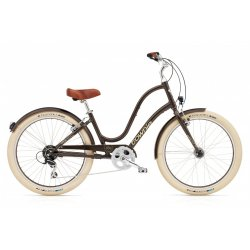 Electra Townie Balloon 8D EQ – Kaffee