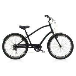Electra Townie Balloon 8D – Matte Black