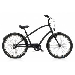 Electra Townie Balloon 8D EQ – Matte Black