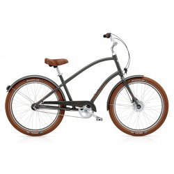 Electra Townie Balloon 7i EQ – Army Grey