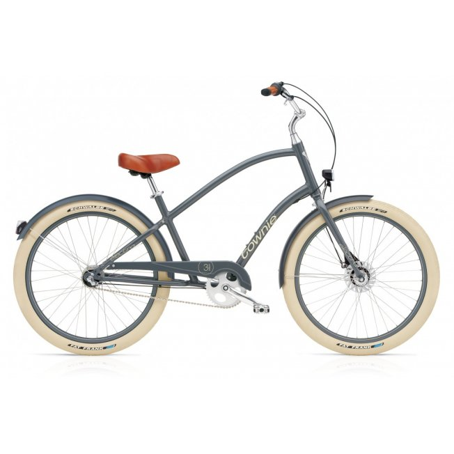 Electra Townie Balloon 3i EQ - Slate Blue