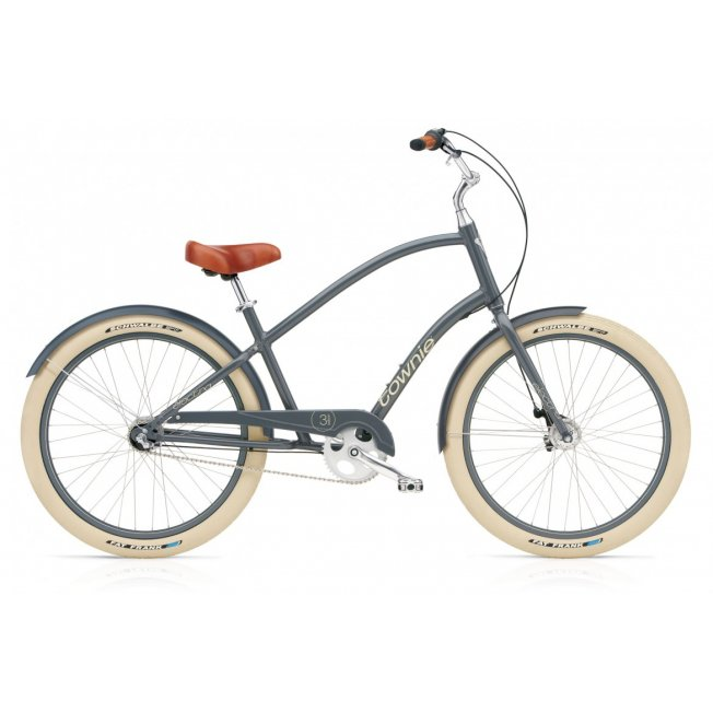 Electra Townie Balloon 3i - Slate Blue