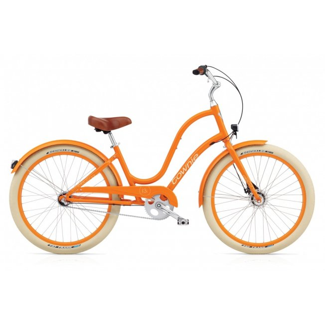 Electra Townie Balloon 3i EQ – Pomarańczowy
