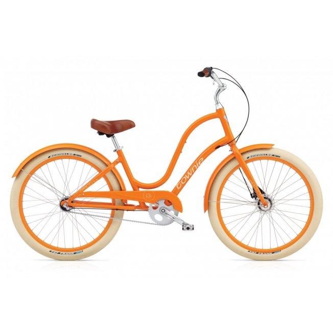Electra Townie Balloon 3i – Pomarańczowy