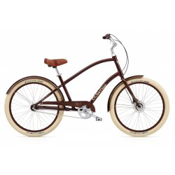 Electra Townie Balloon 3i – Brown Metallic