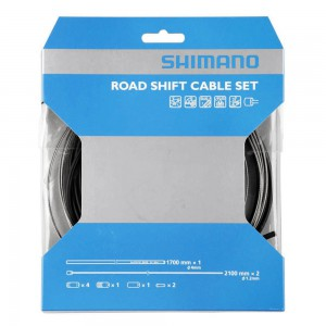 Shimano Schaltzugset Rennrad Edelstahl OT-SP41