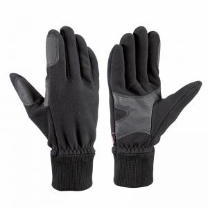 Rękawice Leki Windstopperfleece black