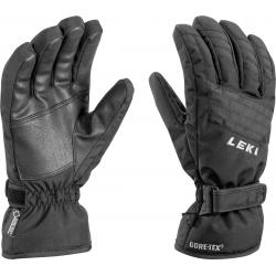 Leki Silvretta GTX black