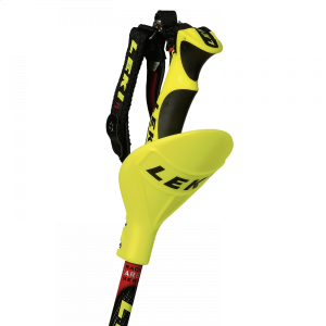 Leki Gate guard short neon yellow