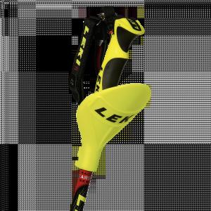 Leki Gate guard short neon yellow