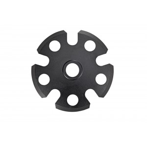 Talerzyk Leki Snowflake 95 mm, black
