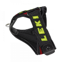 Leki Trigger 3 - Shark Strap S/M/L red