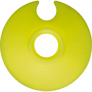 Leki Racing basket 50 mm for SL-poles yellow