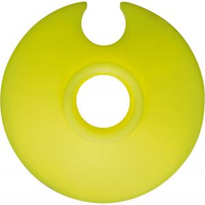 Talerzyk Leki Racing basket 50 mm żółty