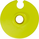Leki Alpine basket 62 mm neon yellow