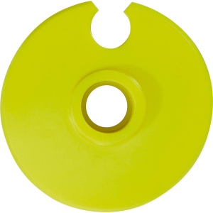 Leki Alpine basket 62 mm neon yellow