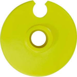 Talerzyk Leki Alpine basket 62 mm żółty