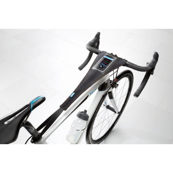 Osłona na rower z kieszenią na smartphone Tacx