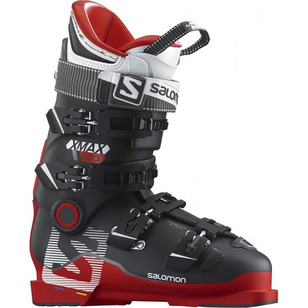 Salomon X MAX 100 Red/Black